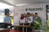 pasarsantri.com buka jalan baru program kesantrian