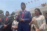 Inilah alasan Presiden Jokowi beri nama Kabinet Indonesia Maju