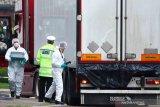 Ada Pria kedua dituduh dalam kasus 39 mayat dalam truk di Inggris
