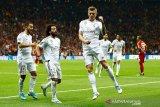 Gol tunggal Kroos mengantar Real Madrid menang di markas Galatasaray