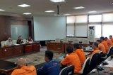 Puluhan karyawan PT POS Padang minta pemerintah ganti direksi perusahaan