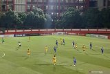 Bhayangkara FC versus Persib Bandung berakhir imbang tanpa gol