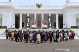 Pengamat: Kabinet Indonesia maju penuh optimisme