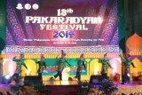 Tarian Indonesia pukau pengunjung Festival Pakaradyan di Kota Tagum, Filipina