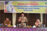Gubernur Sulteng: Stunting pengaruhi tingkat kecerdasan anak