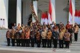Presiden Jokowi ingatkan tidak ada visi misi menteri