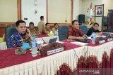 DPRD Barito Timur upayakan solusi polemik jalan eks Pertamina