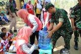 Satgas TMMD ajak anak-anak kurangi penggunaan plastik