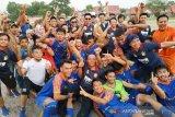 PS Muara Teweh juara Liga 3 Kalteng melalui drama adu penalti