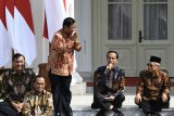 Presiden: Tidak ada visi misi menteri