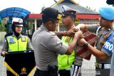 Polres Barito Utara gelar Operasi Zebra Talabang