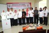 Pemkot Palembang bakal berangkatkan  haji pendonor darah