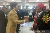 Pimpinan DPRD Poso definitif dilantik