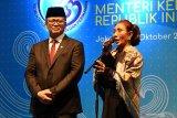 Pesan Susi kepada Edhy Prabowo: Tetap jaga Perpres 44/2016