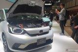 Honda belum pastikan rencana produk mobil listrik di Indonesia