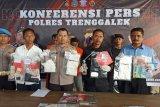 Polisi gagalkan peredaran 15.334 pil koplo di kalangan pelajar
