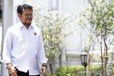 Menteri Pertanian Syahrul Yasin Limpo janji seragamkan data pangan