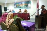 62 orang tenaga entri data nagari Kabupaten Sijunjung ikuti workshop