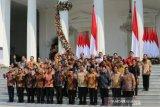 Indonesia Maju, nama kabinet baru