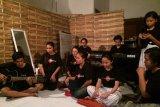 Komunitas Mahima menyajikan musik puisi