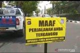 Satlantas Polres Pangkalpinang terbitkan 65 berkas tilang saat Operasi Zebra Menumbing