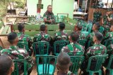 Pangdam Cenderawasih kunjungi pasukan perbatasan RI-PNG di Merauke