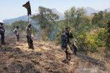 Polda NTB menyiagakan Satgas Karhut NTB di kawasan Rinjani