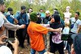 Pembunuh ponakan di Palangka Raya terancam hukuman mati