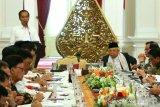 Jokowi arahkan kerja tim di Kabinet Indonesia Maju
