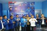 Peresmian Kantor DPD Demokrat Papua untuk mendukung pilkada 2020