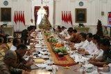 Pesiden Jokowi ungkap lima tahun lalu ada menteri gagal paham visi misi