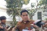 Erick Thohir usulkan Dirut Mandiri membantu dirinya sebagai calon wamen BUMN