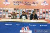 Tira Persikabo kontra Arema FC 1-1