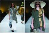 Gaya hibrid Purana yang ramah lingkungan di Jakarta Fashion Week