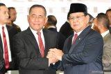 Prabowo masuk kabinet, beredar hoaks grup WhatsApp Pendukung 02