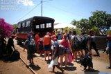 KM Ratu Pelangi tenggelam, 11 wisatawan asing berhasil diselamatkan SAR