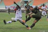 Tira Persikabo bermain imbang 1-1 atas Arema