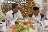 Jokowi: Lima tahun lalu ada menteri gagal paham visi misi