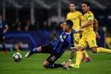 Inter Milan perbesar peluang lolos fase grup setelah taklukkan Dortmund
