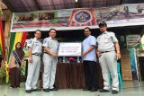 Bantuan CSR Jasa Raharja giring Pustaka SMK Labor Pekanbaru juara nasional