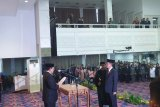 Gubernur lantik Fahrizal Darminto sebagai Sekda Lampung
