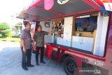 Sharp Indonesia Beri Sentuhan Baru Sharp Mobile Service Station