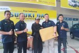 Elang Perkasa Motor manjakan konsumen di Padang dan Payakumbuh