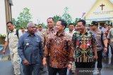 Baru dilantik, Mendagri Tito Karnavian langsung 'tancap gas' ke Papua