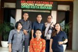 DPRD Gunung Mas kunker ke Bekasi