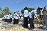 Sambut HDKD, Kemenkumham Sultra ziarah ke TMP Watubangga