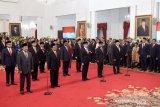 Pengamat LIPI : Kabinet Jokowi tonjolkan soliditas-sinergi lebih kuat