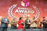 Bawaslu Award edisi kelima mengapresiasi sukses Pemilu 2019