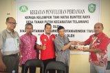PT Maju Aneka Sawit gelontorkan dana bantu petani hortikultura Kotim