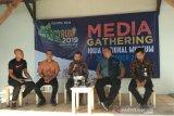 Badan Informasi Geospasial gelar marathon di Gumuk Pasir Parangtritis
